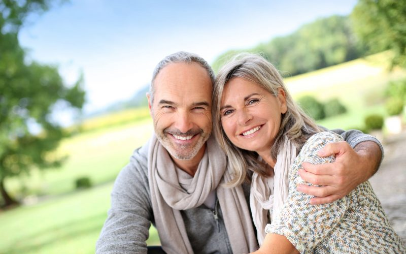 Old couple - Dental Implants - Export PA